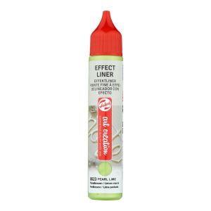 Effect Liner Royal Talens - 28 ml - limon nacré