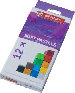 Pastels Secs Talens art creation - boîte de 12