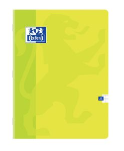 Cahier Oxford - 24x32 cm - 48 pages – Séyès - jaune citron