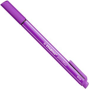 Stylo-Feutre Stabilo Point Max - lilas