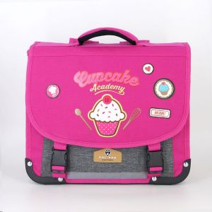 Cartable Pol Fox Cupcake - 35 cm