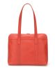 Sac Shopping Arthur & Aston - Cuir de buffle - Rouge