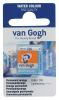 Aquarelle fine Van Gogh - ½ godet - Orange permanent