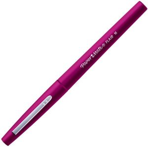 Stylo-Feutre Paper Mate Flair - pointe moyenne - magenta