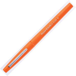 Stylo-Feutre Paper Mate Flair - pointe moyenne - orange
