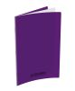 CAHIER CONQUÉRANT 24 X 32 96 P POLYPRO SEYES VIOLET