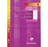 Copies Doubles Clairefontaine - A4 - 400 pages - petits carreaux - blanc