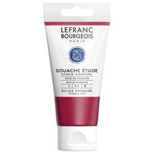 Gouache Colour Lefranc-Bourgeois - 80ml - rouge