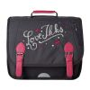 Cartable Scolaire IKKS - 41 cm - love