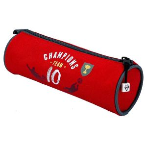 Trousse Scolaire Pol Fox Champions Team - 1 compartiment
