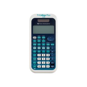Calculatrice Scientifique Texas Instruments TI-Collège plus