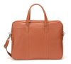 Porte-document Arthur & Aston - Cuir buffle - Cognac