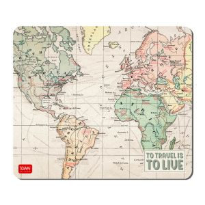 Tapis de Souris Legami - travel