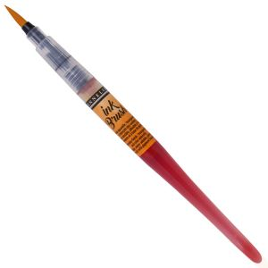 Ink Brush Sennelier - orange