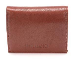 cce44948de0 Porte-monnaie et cartes Arthur   Aston - Cuir vachette - Cognac