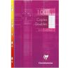 Copies Doubles Clairefontaine - A4 - 100 pages - petits carreaux - blanc