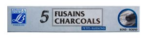 Fusains Lefranc & Bourgeois petits buissons x 5
