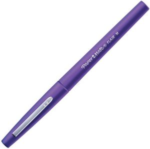 Stylo-Feutre Paper Mate Flair - pointe moyenne - violet