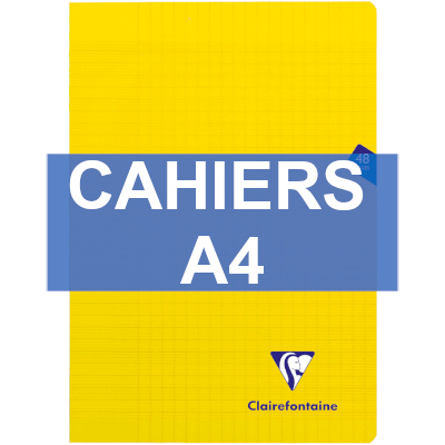 Cahiers-A4-Fournitures-Scolaires-Papeshop