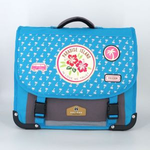 Cartable Pol Fox Paradise Island - 38 cm