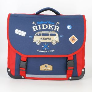 Cartable Pol Fox Rider - 38 cm