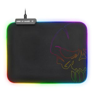 Tapis de Souris Gamer RGB Spirit Of Gamer - Medium
