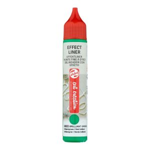Effect Liner Royal Talens - 28 ml - vert brillant