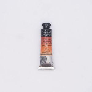Aquarelle Extra-Fine Sennelier - 10ml - orange de Chine