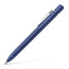 STYLO BILLE FABER-CASTELL GRIP 2011 BLEU POINTE LARGE
