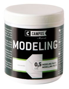 Modeling paste Campus by Raphaël - Pot de 500 ml