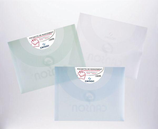 Pochette De Rangement 24 X 32 Couleur Aleatoire