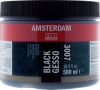 Gesso Noir Amsterdam - Pot de 500 ml