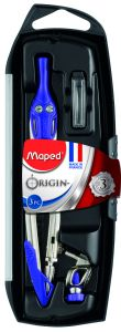 Compas Maped origin interchangeable (mine ou crayon)