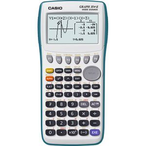 Calculatrice Scientifique Casio Graph 35+ E