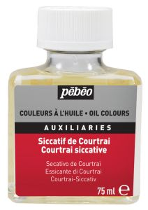 Siccatif de Courtrai Pébéo - 75 ml