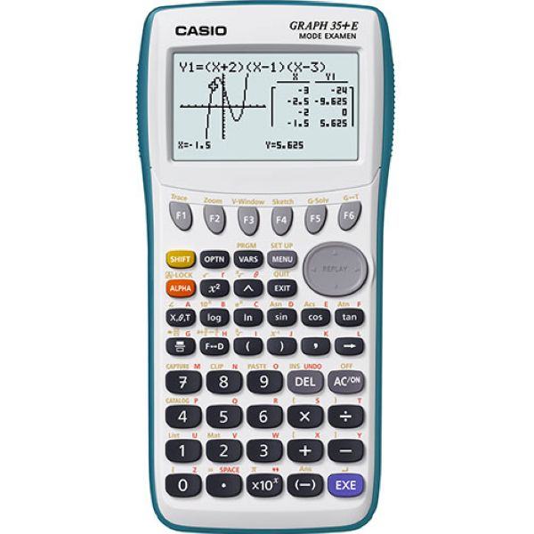 Calculatrice Scientifique Casio Graph 35+ E | Papeshop  u5sQd