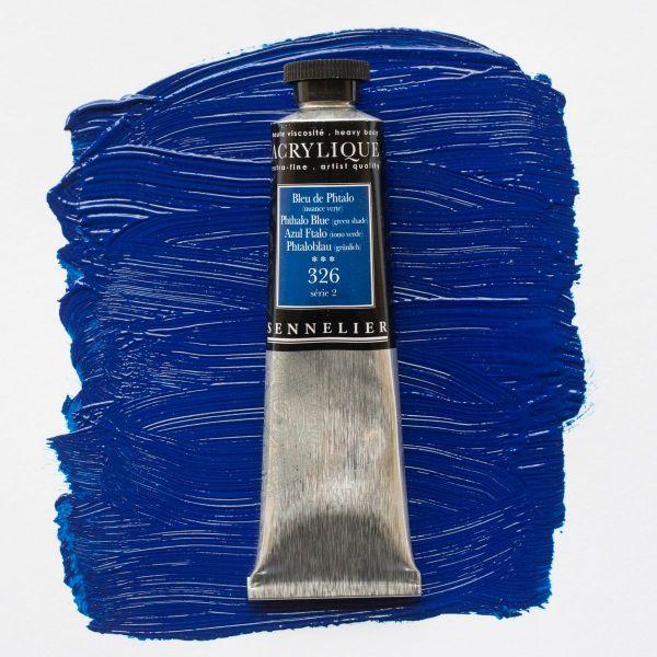 Peinture Acrylique Sennelier Extra Fine 60ml N326 Papeshop