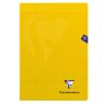 Cahier Clairefontaine Mimesys - A4 - 96 pages - Séyès - jaune
