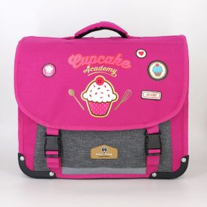 Cartable Pol Fox Cupcake - 38 cm