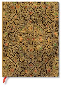 Carnet Paperblanks Souple Zahra - 18x23 cm - 176 p - Pages blanches