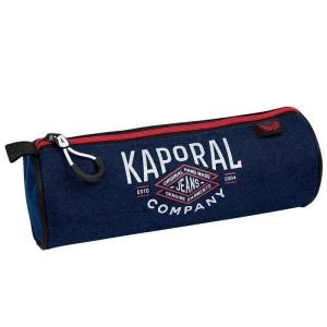 Trousse Scolaire ronde Kaporal - skate