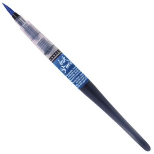 Ink Brush Sennelier - bleu de cobalt imitation