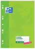 Copies Doubles Oxford - A4 - 200 pages - petits carreaux - blanc