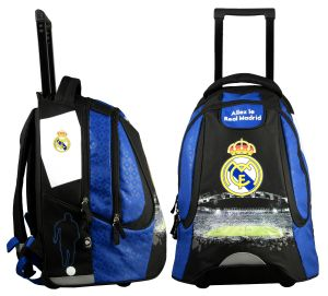 Sac à Dos à roulettes - Real Madrid