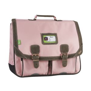Cartable Tann's 41 cm - blush poudré