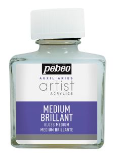 Médium Brillant Pébéo - 75 ml