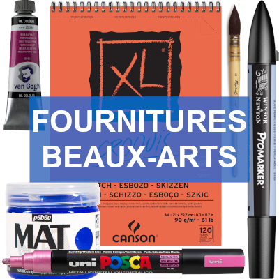 FOURNITURES BEAUX-ARTS