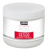 Gesso Transparent Pébéo Artist Acrylics - Pot de 500 ml