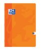 Cahier Oxford - 24x32 cm - 48 pages – Séyès - orange