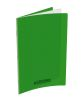 CAHIER CONQUERANT 24 X 32 48 P SEYES VERT